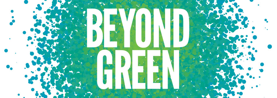 Beyond Green, 24 Hours of Reality and fighting the environmental eco-chamber