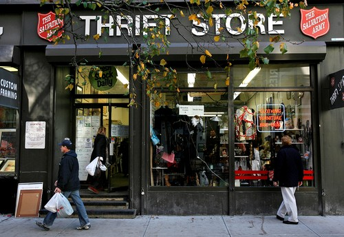 Thrift Shopping 101 Why Buying Second Hand Is Good For